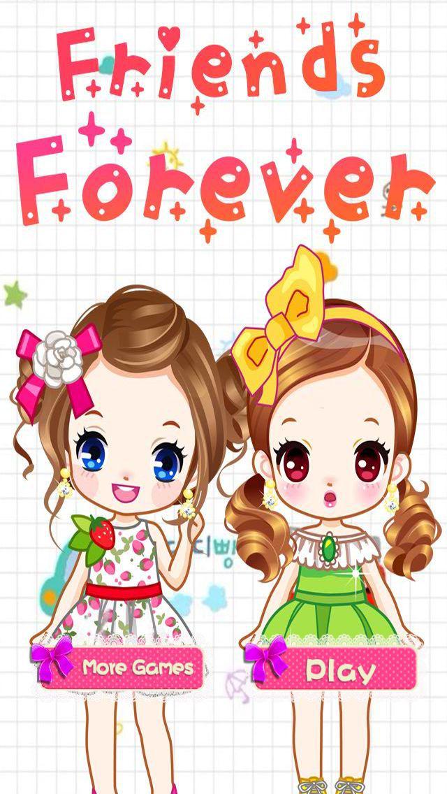 可爱宝贝闺蜜装 - 双胞胎,小姐妹,萌萌的女孩子