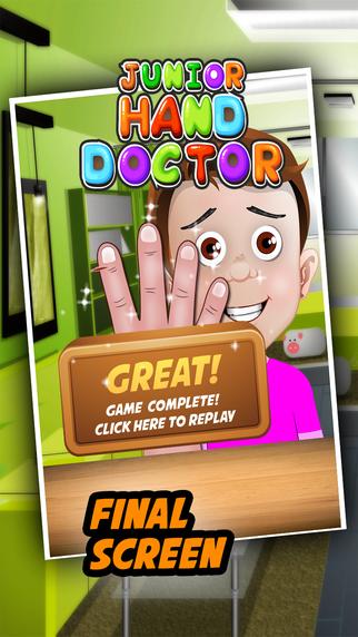 Junior Hand Doctor