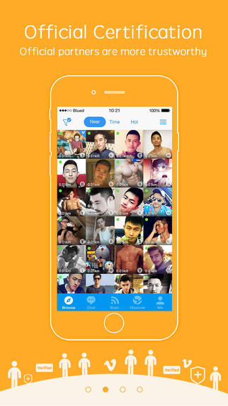 Dating app worldwide