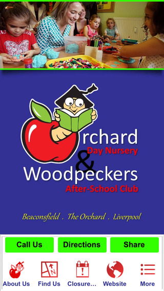 Orchard Day Nursery Woodpeckers After School Club - Beaconsfiled Liverpool