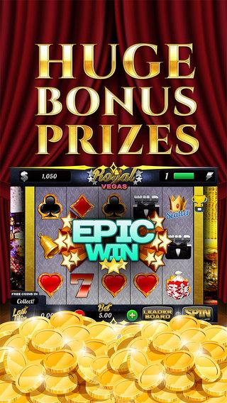 AAA Ace Slots Royal Vegas FREE Slots Game