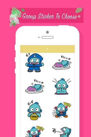 Stickers for Chat,HangOut, Zalo, Wechat, Emoticon, WhatsApp, Viber, Kakao Talk, Webo, Instagram, Line, SnapChat screenshot 2