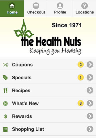 The Health Nuts screenshot 1