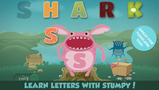 Stumpy's Alphabet Dinner