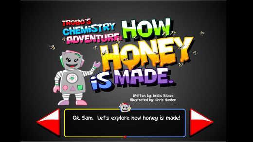 STEM Honey Story