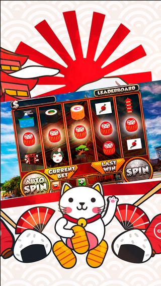 Amazing Japanese Slots Machine - FREE Gambling World Series Tournament