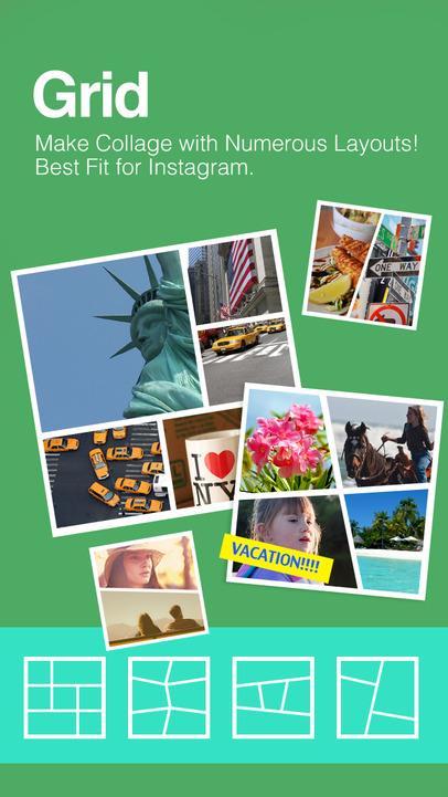 Photo Grid - Collage Maker & FX Editor - iPhone Mobile Analytics and App Store Data