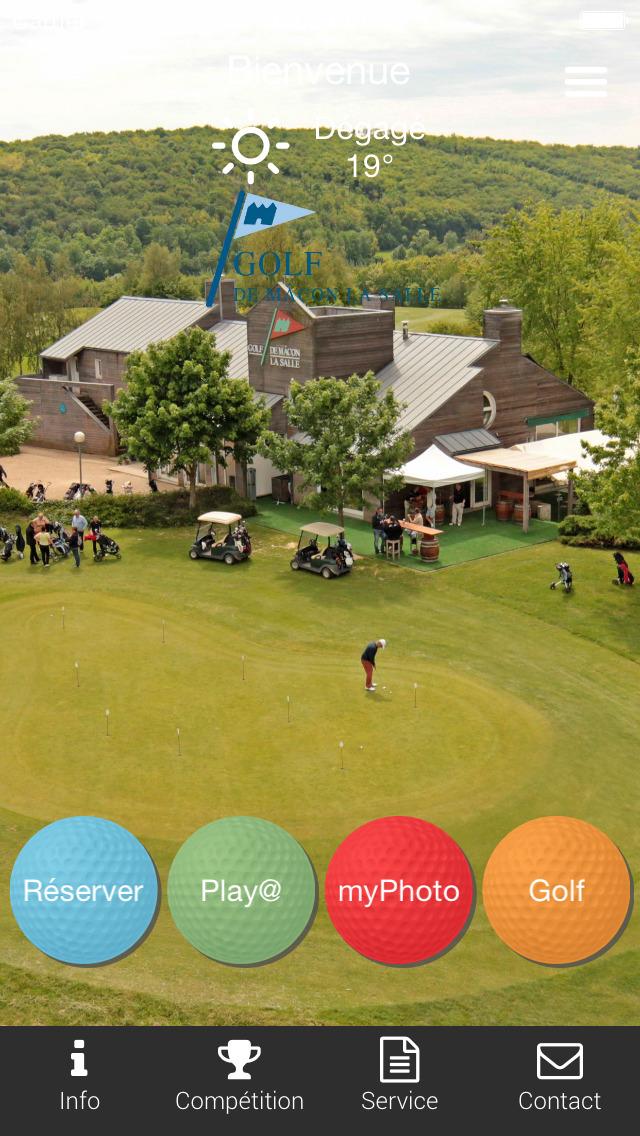 app shopper golf de macon la salle sports