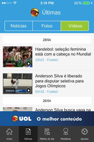 UOL Pan screenshot 4