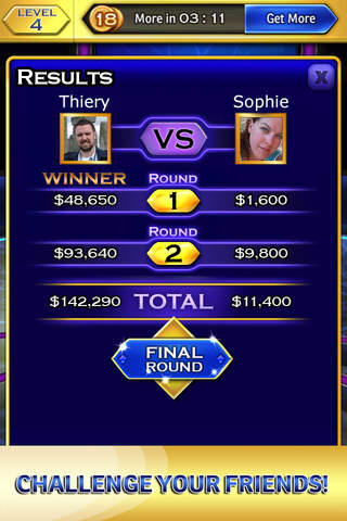 Screenshot 2 Who Wants To Be A Millionaire & Friends