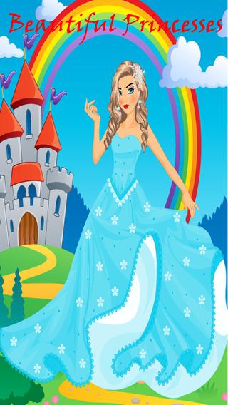 My Beautiful Princess Dress Up and Make Up Game