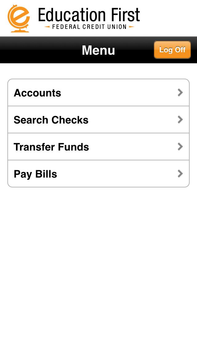 App Shopper: EducationFirst Federal Credit Union (Finance)