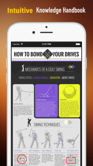 Golf 101: Quick Study Reference with Video Lessons and Glossary