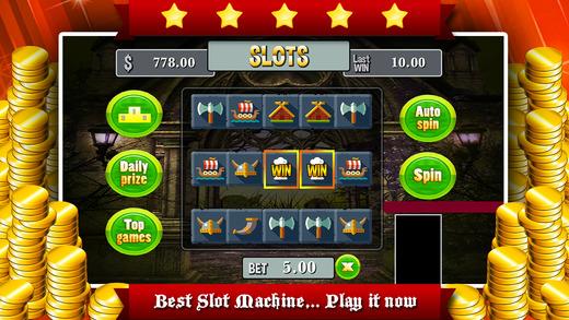 Vikings Casino Slots - Realistic simulation of the modern combat casino free game edition