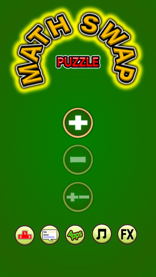 Math Swap Puzzle