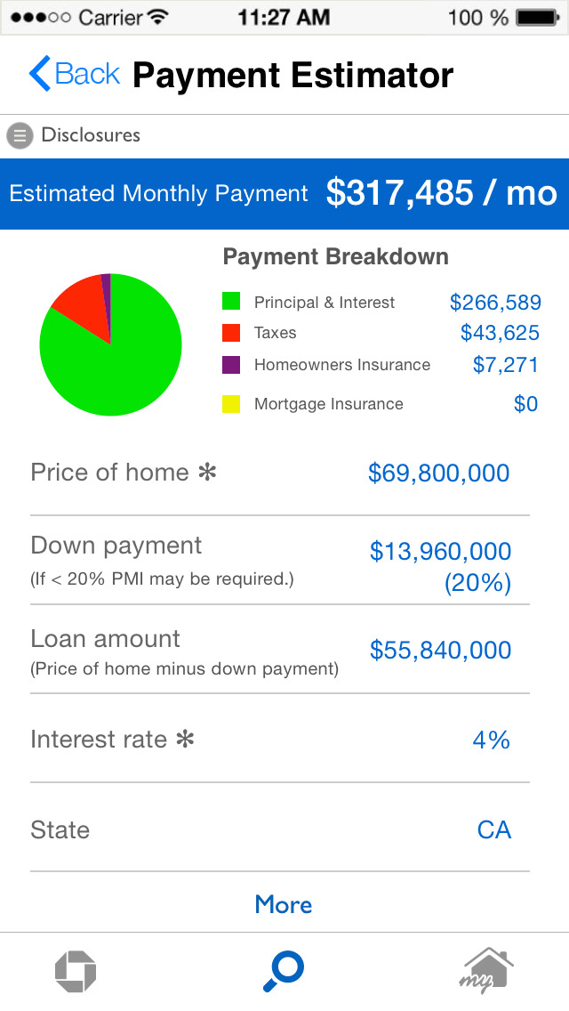Mortgage Rate App Android