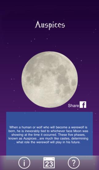 Moon of Birth