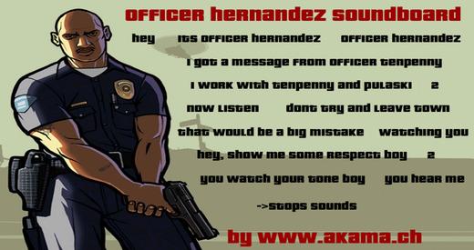 Officer Hernandez