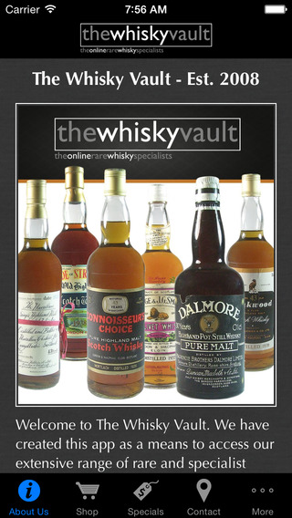 Whisky Vault