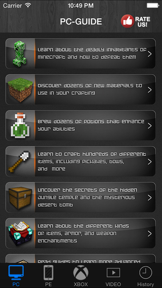 Cheat Guide for Minecraft Free Version