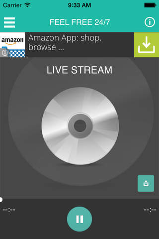 Tenacious Living Radio screenshot 1