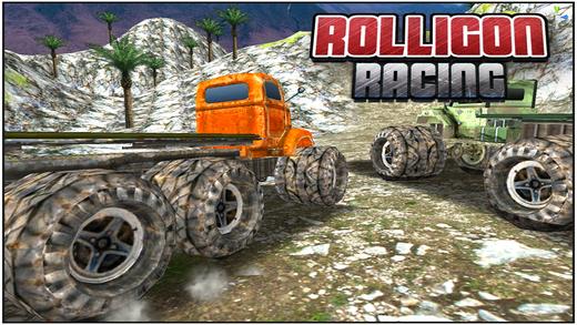 Rolligon Racing Heavy Offroad Truck Race