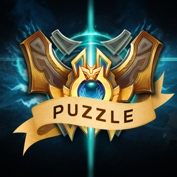 Puzzle Champions for League of Legends 遊戲 LOGO-阿達玩APP