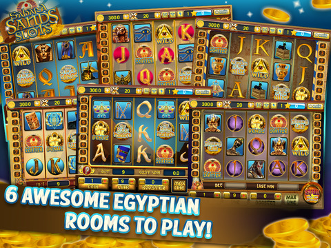 Sahara Sands Slots HD