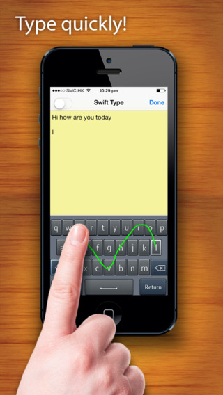 Swipe Typing Pro