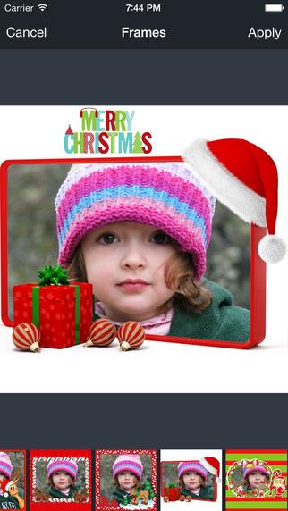 Camera Shy - Make an amazing photo for Christmas season and New Year