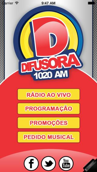 Difusora 1020 AM