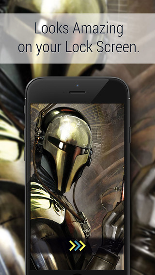 HD Wallpapers For Star Wars:Customize your lock screen with free photo editor Unofficial version