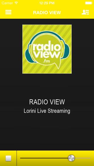 RADIO VIEW