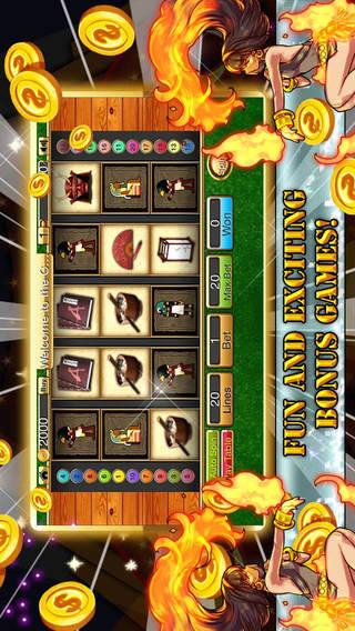 `` All in Kitchen Slots - New Pop House Casino Machine Free