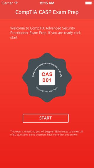 CAS-001 - CompTIA Advanced Security Practitioner CASP Certification - Exam Prep