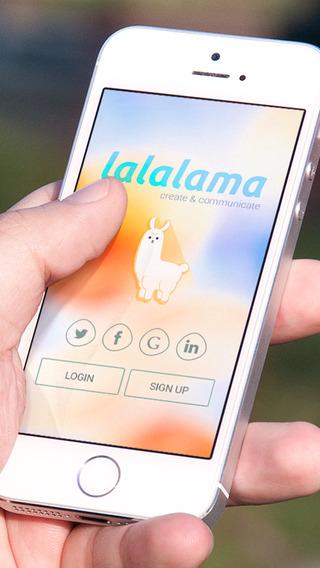 Lalalama - Voice Communication