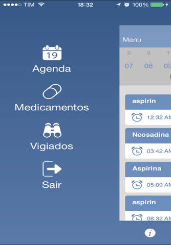 MediBox - Lembrete de Medicamentos screenshot 2