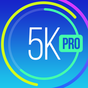 Run 5K PRO! Ready Training Plan, GPS Track & Running Tips by Red Rock Apps [iPhone]
