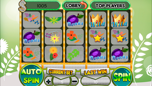 A aaabe Secret Garden Slots Blackjack and Roulette