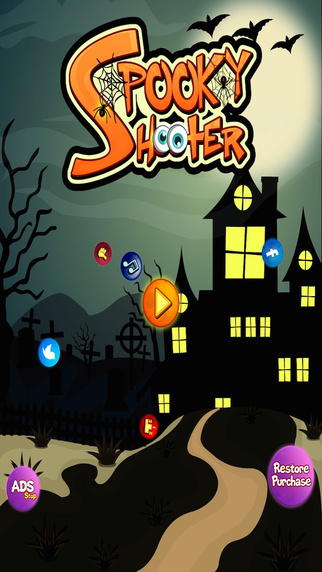 Spooky Shooter : Mission Impossible