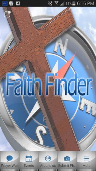 Faith Finder.