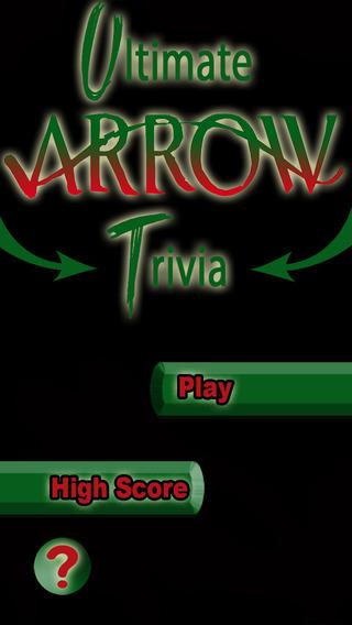 Ultimate Trivia - Arrow edition