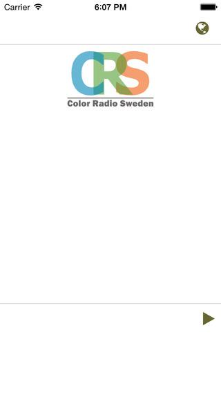 Color Radio Sweden CRS