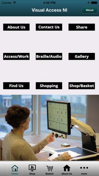 Visual Access NI