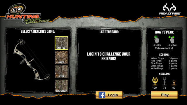 Realtree's Archery Challenge