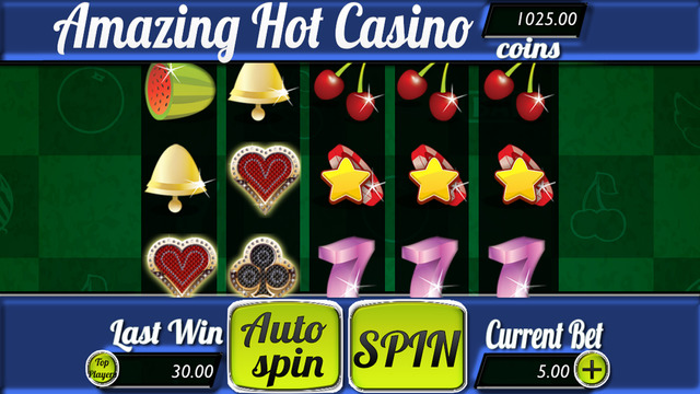 About Amazing Hot Casino - Numbers Jewels Gold - The $lots Game