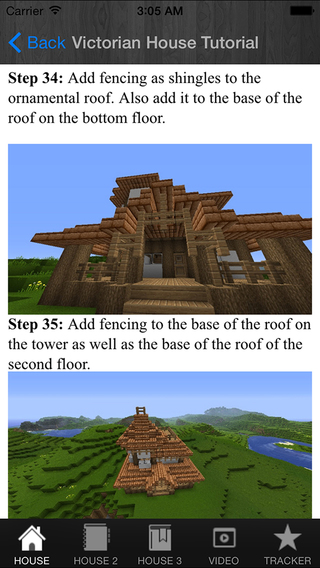 House Tips and Cheats Guide for Minecraft