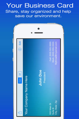 gCard app screenshot
