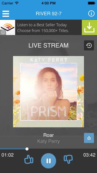 River 92.7 KGFX FM