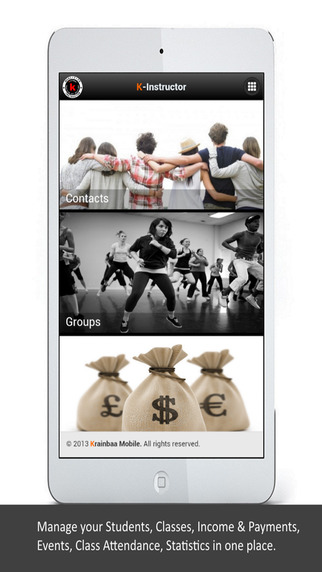 K-Instructor: The App For Instructors Dance Music Martial Arts Fitness Sports ...